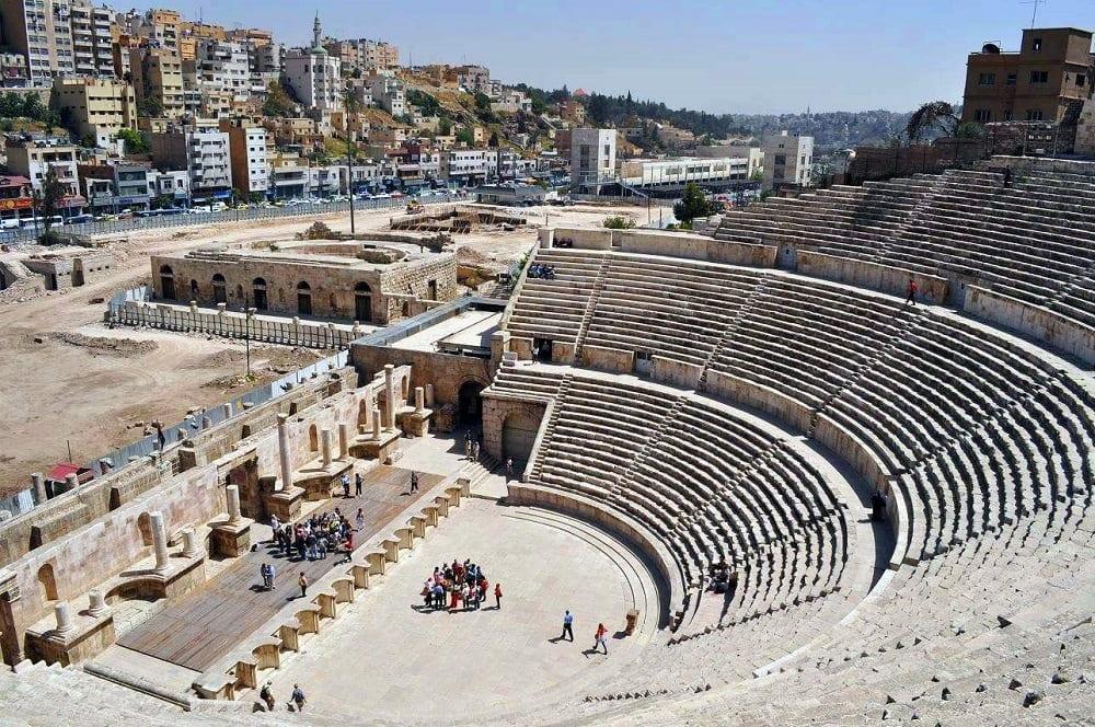 Амфитеатр в Аммане