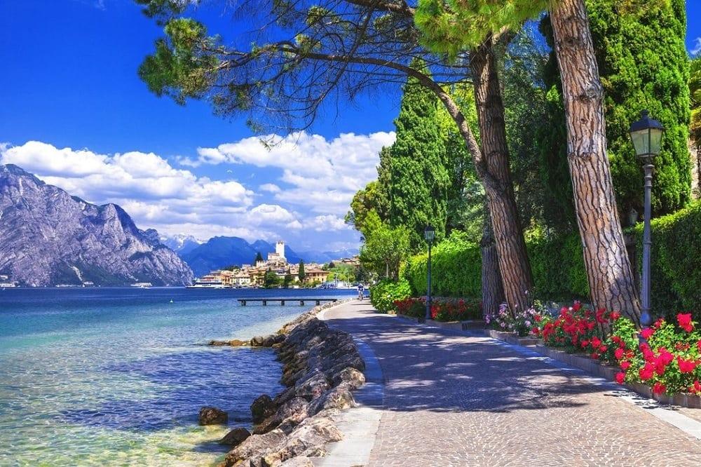 Знаменитые озера Италии: Гарда, Комо, Маджоре