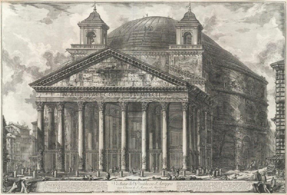 Достопримечательности Рима: легенды о Пантеоне
