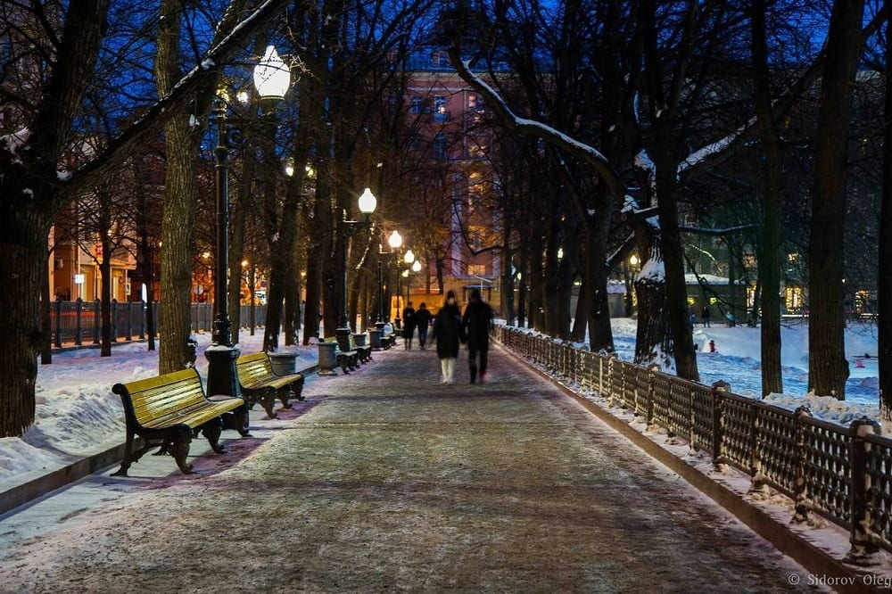 Куда пойти в Москве на 8 марта