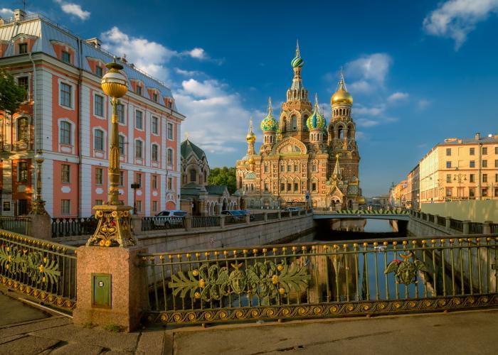 Экскурсии и путешествие по северной столице России