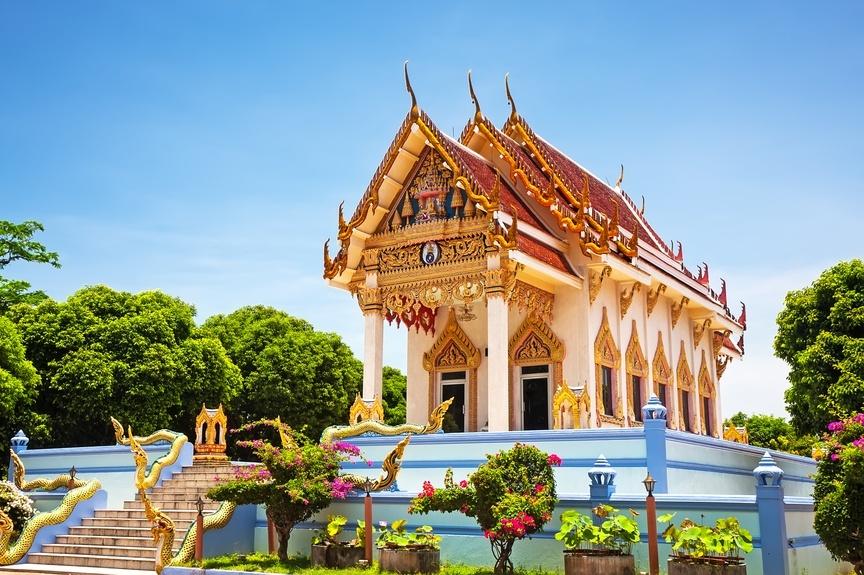 Самые лучшие курорты Таиланда: не Пхукетом единым