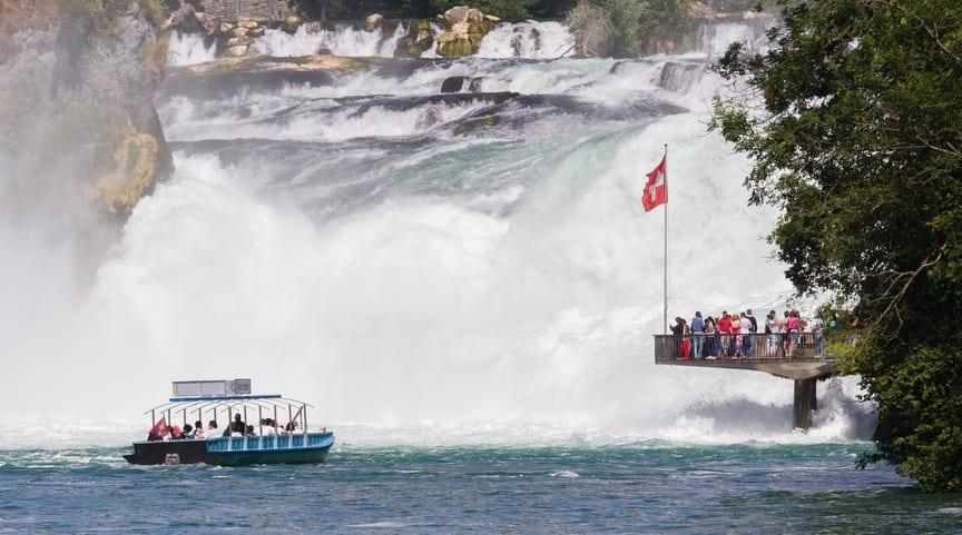 5 водопадов, которые стоит посетить вместо Ниагары