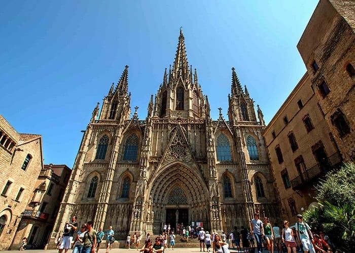 Барселона и другие европейские направления