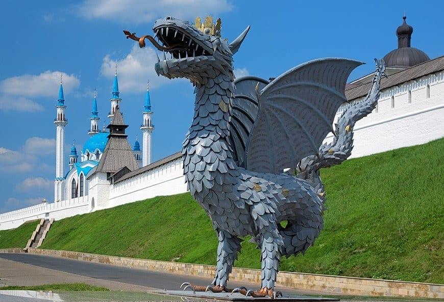 5 самых иностранных городов России: почти как в Европе!