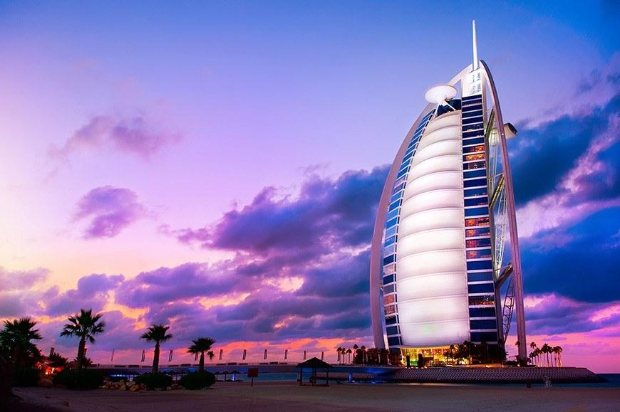 Какие сооружения в Дубае самые главные?
