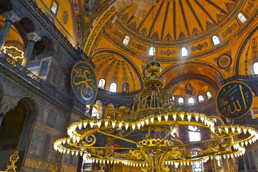 На что стоит посмотреть в Стамбуле, когда времени в обрез?