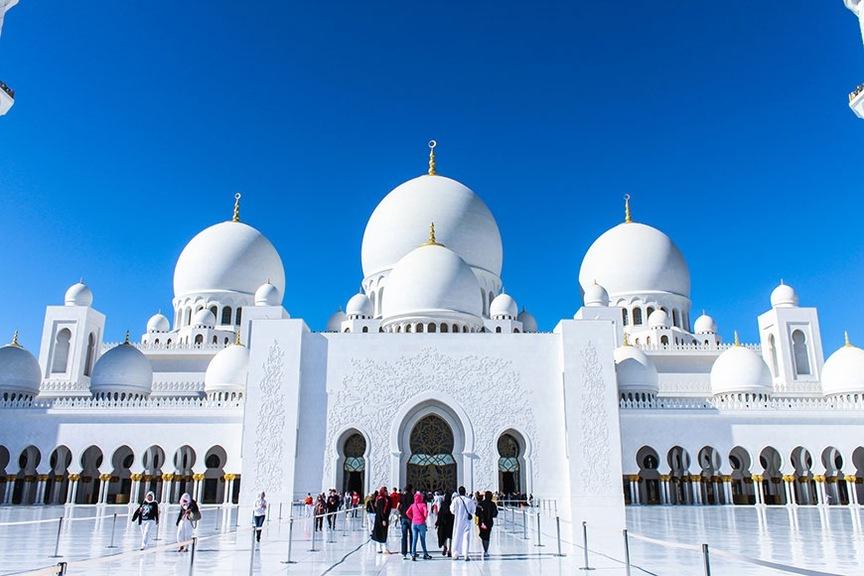 Что можно увидеть в Абу-Даби?