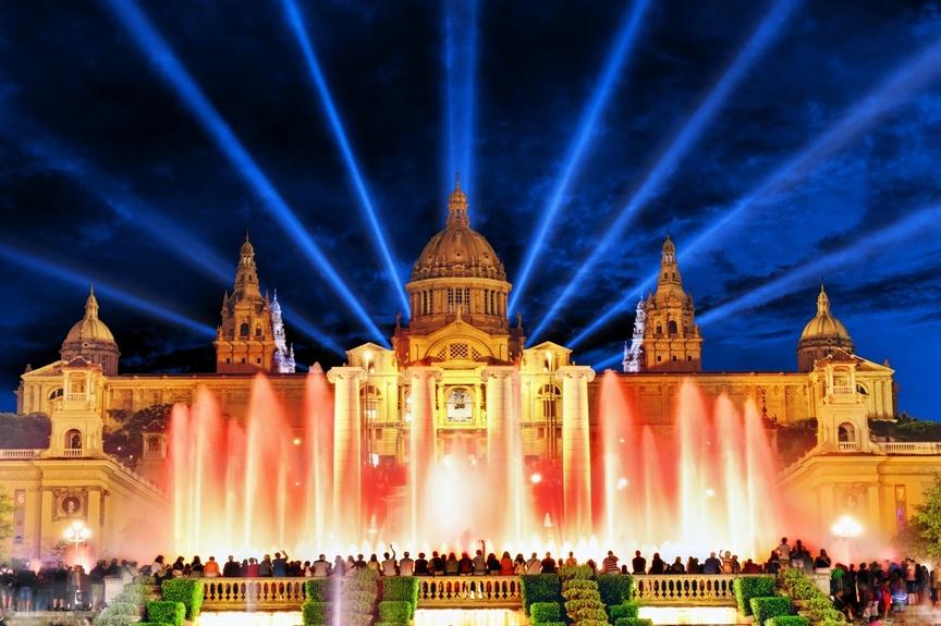 Самые яркие достопримечательности Барселоны