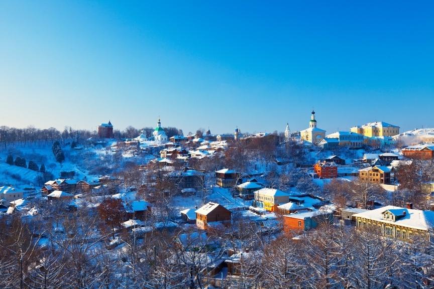 3 лучших русских новогодних маршрута