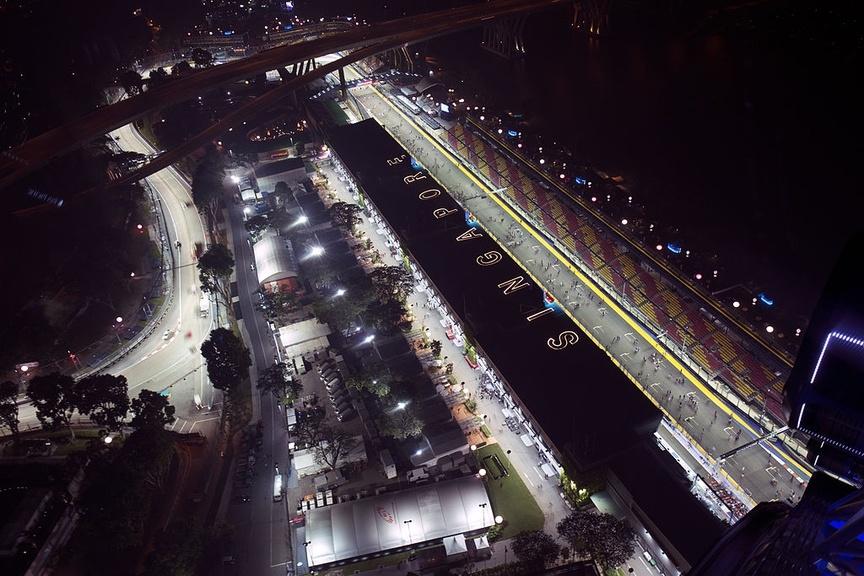 Формула-1: самые захватывающие трассы для гонок
