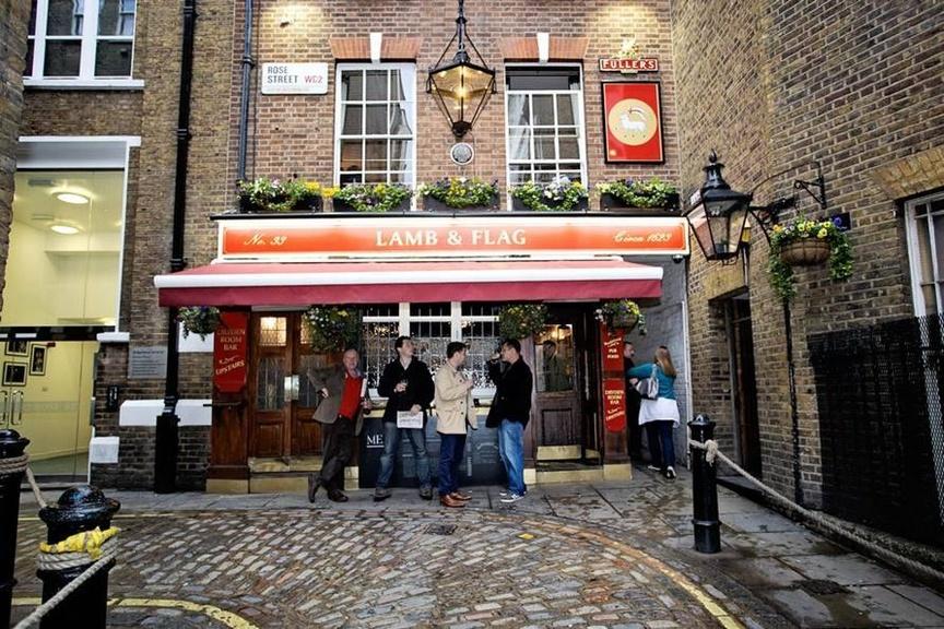 4 лучших лондонских пабов, которые должен посетить каждый турист