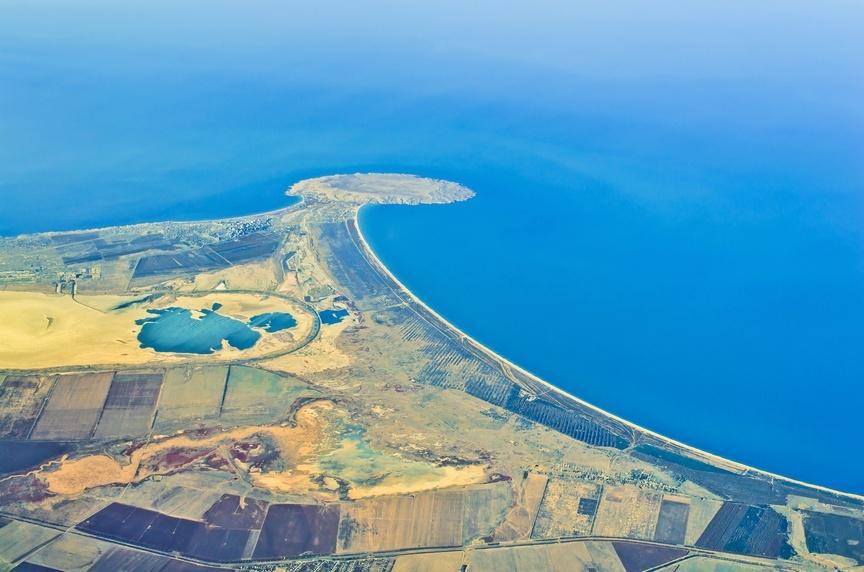 Лучшие места для отдыха на Азовском море