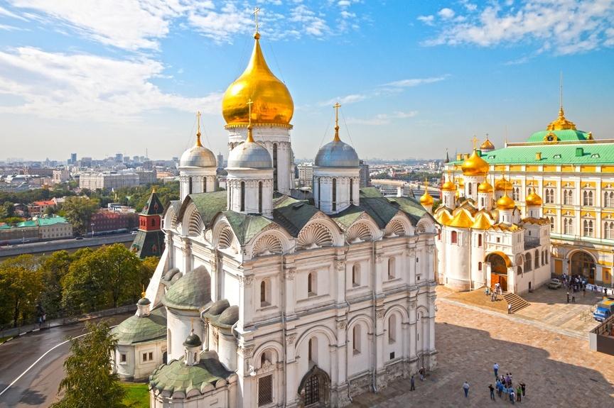 Московский Кремль: какие достопримечательности являются самыми важными