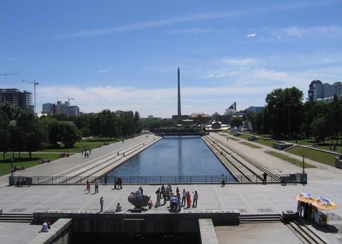 Отдых зимой в Екатеринбурге 2