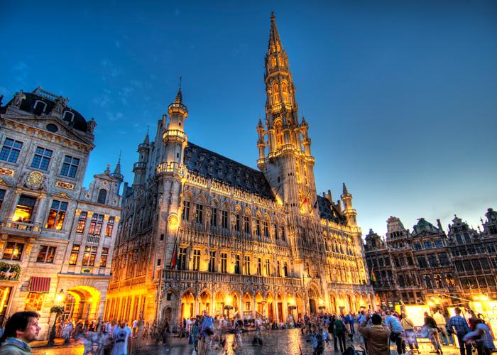 Путешествие в Бельгию 4