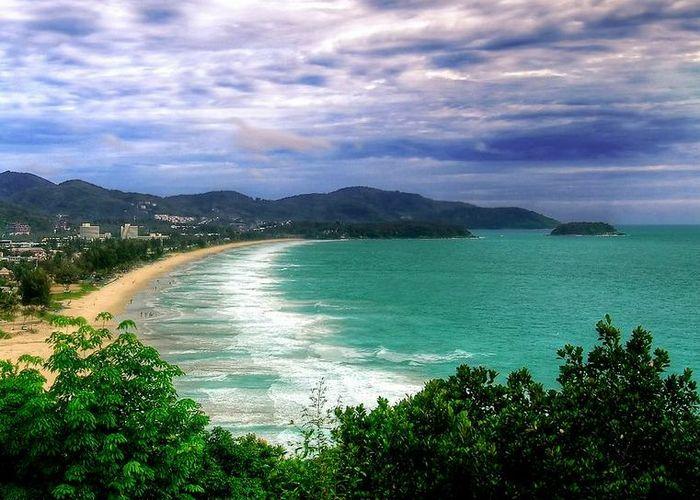 Путешествие в Таиланд Пхукет 2