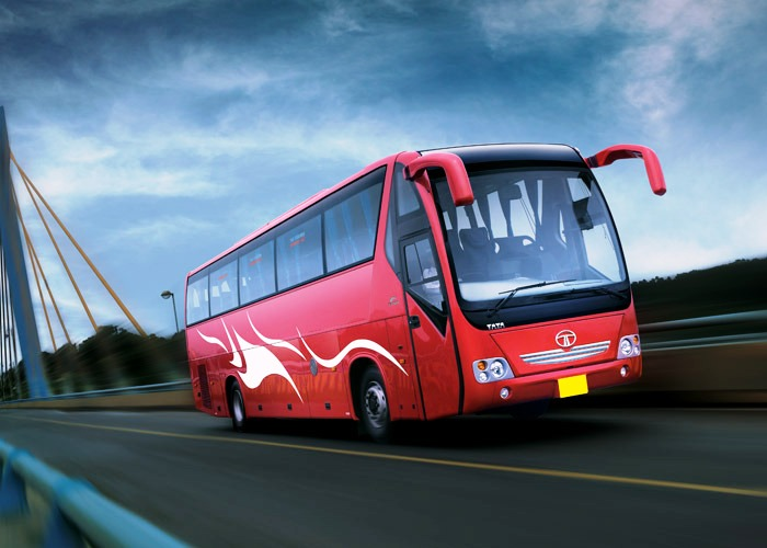 Путешествие на автобусах 4