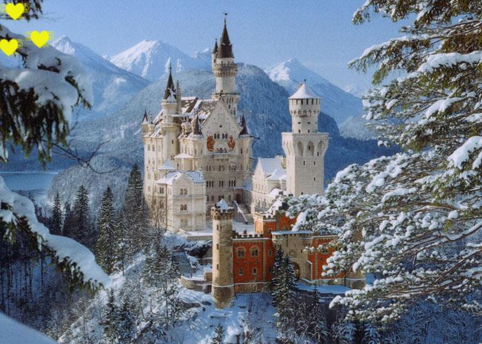 Путешествие по миру зимой 2