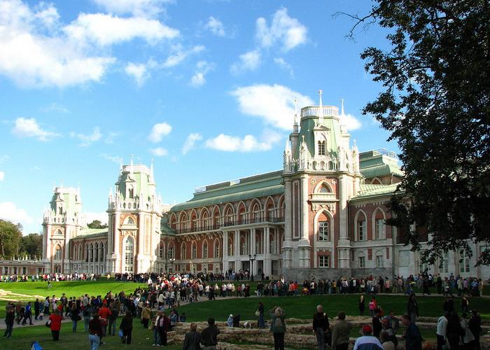 Туризм по Москве 3