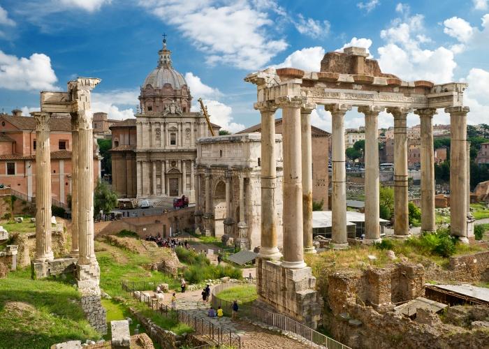Туризм по Риму 3