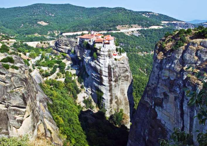 Monasteries of Meteora 2