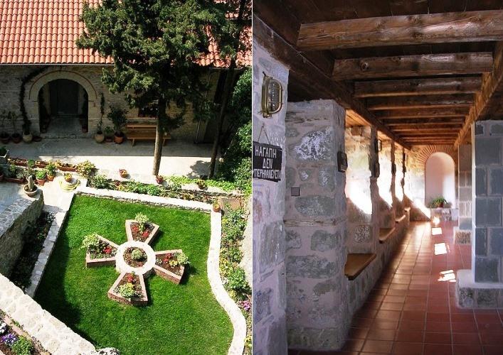 Monasteries of Meteora 3