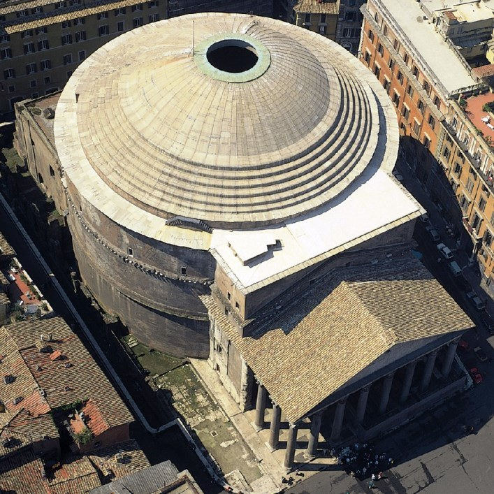 Temple of the Pantheon 3
