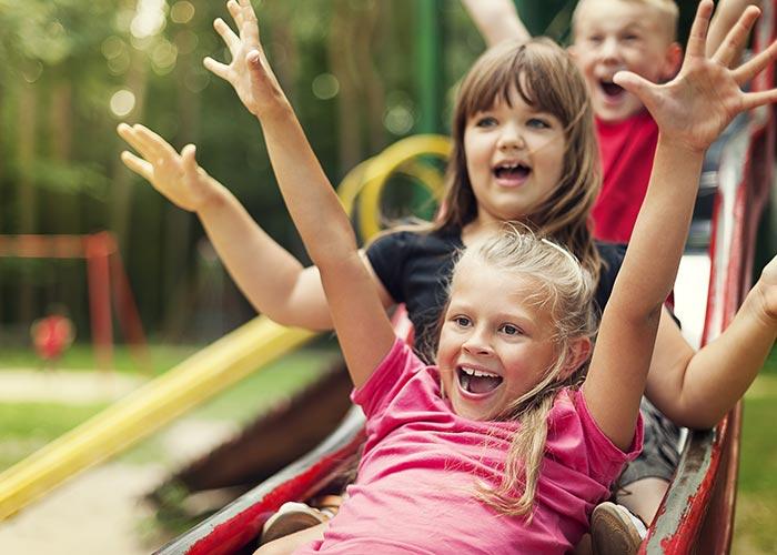 Как развлечь детей летом 2