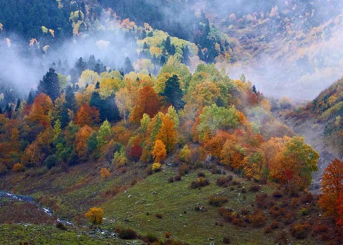 Куда совершить путешествие осенью 2