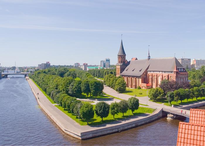 Путешествие по известным городам России 2