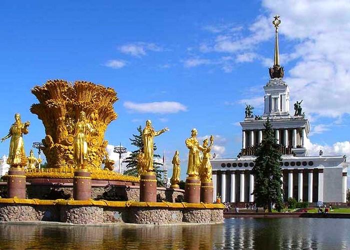 Путешествие по известным городам России 3