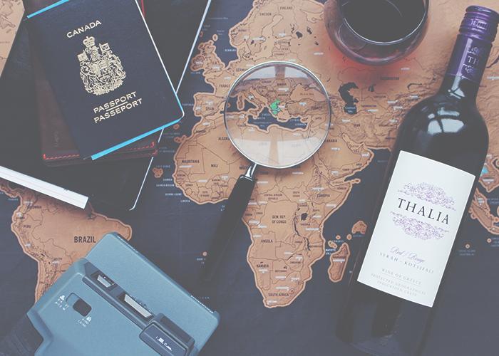 Выбираем тип путешествия 4