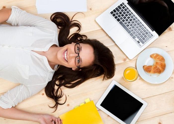 Как совместить работу и отдых 3