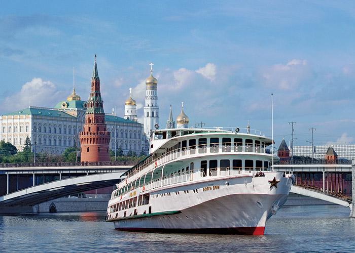 Путешествие по значимым местам России 3
