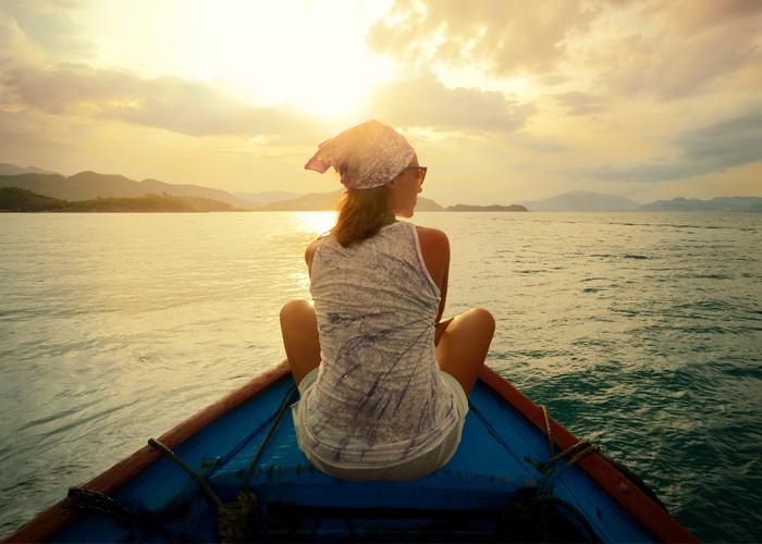 Что выбрать путешествие по воде или самолётом 2