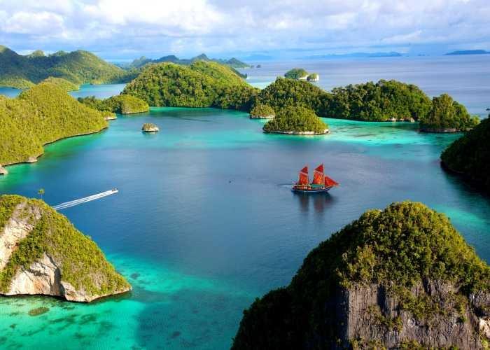 Первое путешествие в Индонезию 2