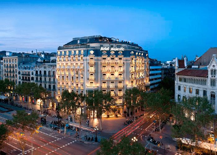 Необычные отели в Европе 2
