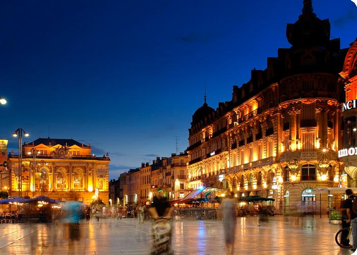 Путешествие во Францию на выходные 2