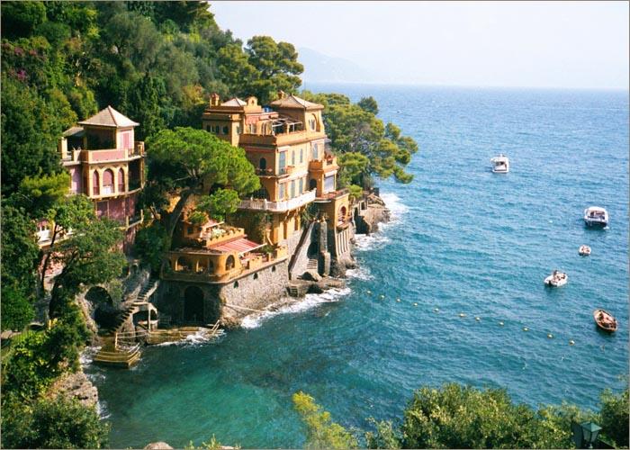 Путешествие в Италию на выходные 2