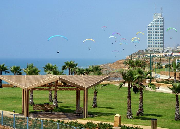 Путешествие в Израиль в город Бат Ям 3