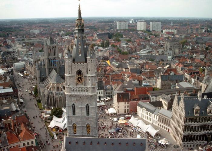 Путешествие по Европе Бельгия 4