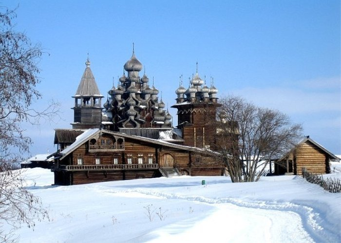 Путешествие по России на машине 2