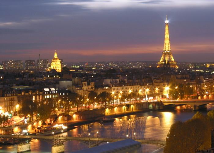 Свадебное путешествие во Францию 5