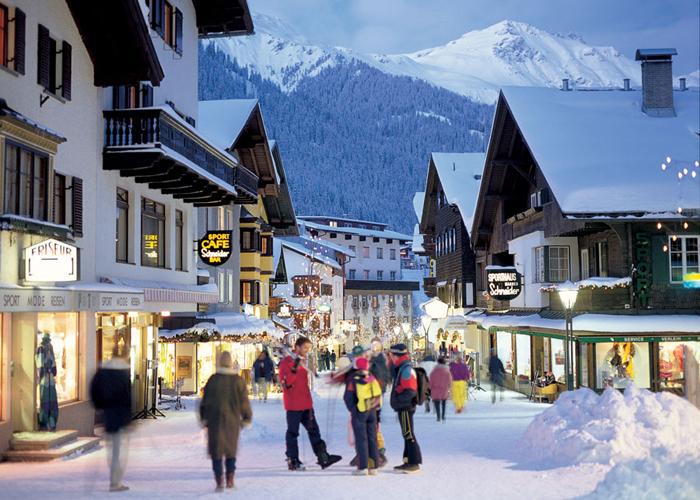Туризм и горнолыжные курорты 2