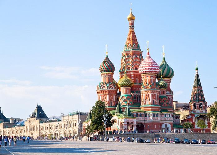 Туризм по Москве 2