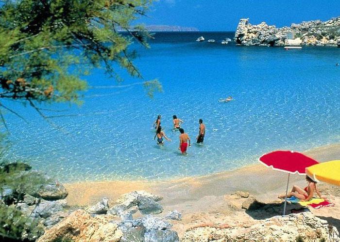 Туризм на островах 2