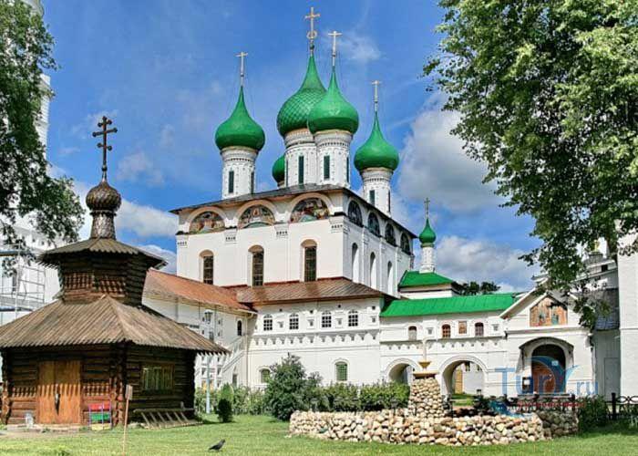 Путешествие в Ярославль 3