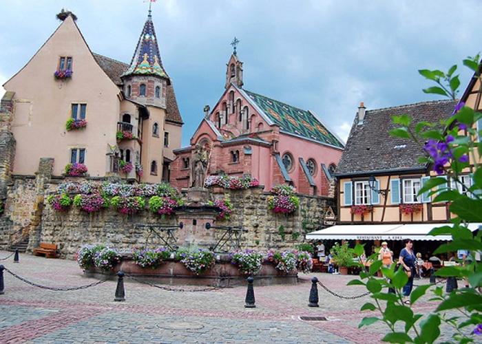 Путешествие в столицу Франции 3