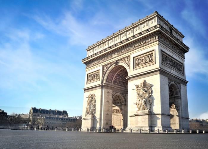 Путешествие в столицу Франции 5
